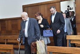 Odvolací soud zrušil rozsudky pro Janu Nečasovou a lobbistu Ivo Rittiga