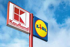 Řetězce Kaufland a Lidl z Česka odvedly 31 miliard korun svému německému vlastníkovi