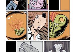 Komiks Naposled je vizuální orgií odpornosti