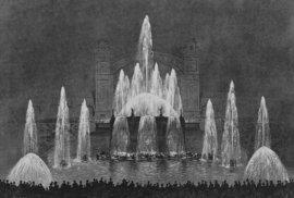 Křižíkova fontána byla v roce 1891 ozdobou holešovického Výstaviště a tou je dodnes.