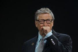 Bill Gates tvrdí, že do deseti let přijde světová pandemie chřipky, která zabije…