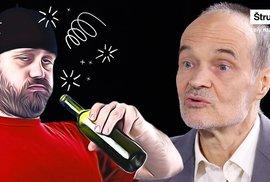 Karel Nešpor: Budoucnost patří střízlivým, alkohol způsobuje rakovinu