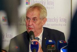 Miloš Zeman už není jednoznačný favorit voleb. Může ale zmobilizovat váhající voliče