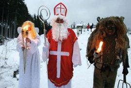 Výprava za legendou do Slavkovského lesa aneb Odkud chodí svatý Mikuláš?