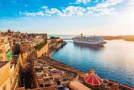 Vzhůru na moře! Zkuste strávit dovolenou na palubě luxusní výletní lodi