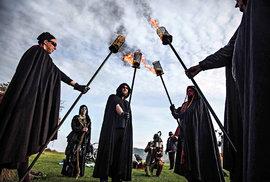 Skotský svátek Samhain