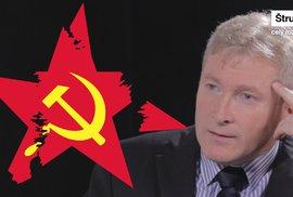 Komunistická generace musí vymřít. Na Západě se mají lidé lépe, protože nekradou, říká Orko Vácha
