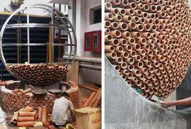 Klimatizace bez elektřiny? Indičtí architekti oživili řešení ze starověkého Egypta