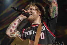 Ed Sheeran přijede v roce 2019 na festival Sziget