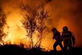 Zákaz vstupu do lesů, zákaz rozdělávání ohně. V Česku platí výstraha před požáry. Podívejte se kde