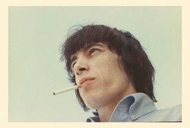 Dosud nepublikované snímky The Rolling Stones.