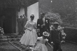 Audrey Hepburn za války málem zemřela. Utrpení si vynahradila svatbou jako z pohádky