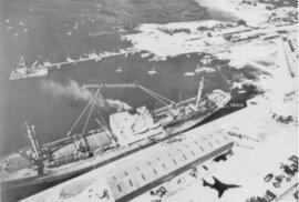 Sovětské lodě s raketami