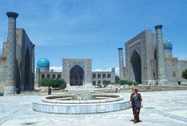 """Žít """"tady a teď"""". To je životní motto většiny Uzbeků"""