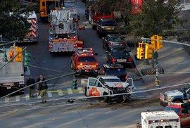 Na Manhattanu se střílelo, na místě zasahuje policie
