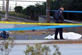 Na Manhattanu se střílelo, na místě jsou dva mrtví