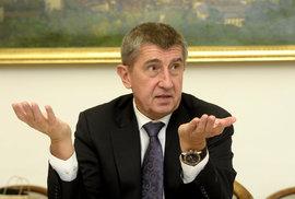 Babiš chce zkompromitovat ODS