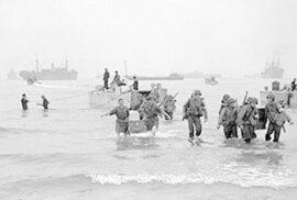 """Před 75 lety Spojenci zažehli """"Pochodeň"""" ve Francouzské severní Africe"""