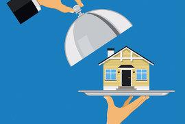 Hypotéky: velký obrat