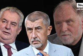 Advokát Sokol: Politici reagují infantilně, Babiš a Zeman demokracii neohrožují