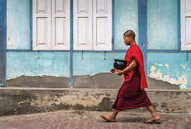 Meditovat apomáhat. To je filozofie barmského meditačního centra Thabarwa