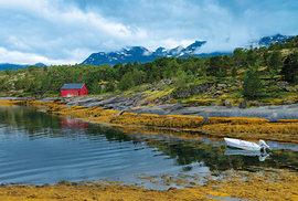 Za potomky Vikingů aneb Cesta podél norského pobřeží za umělci i rybáři