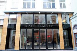 Kavárna Placzek  připomíná jméno významné židovské brněnské rodiny.