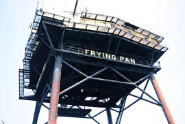 Hotel Frying Pan Tower