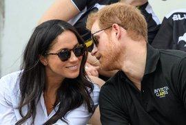 Británii čeká na jaře královská svatba: Princ Harry se zasnoubil s americkou herečkou