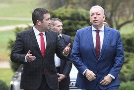 Hra o přežití ČSSD. Na předsedu strany kandiduje 7 lidí – kdo je kdo?