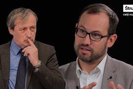 Lídr Starostů Farský: Stropnický premiérem! Vláda by byla do týdne, Babiš a Okamura ale hrají divadlo