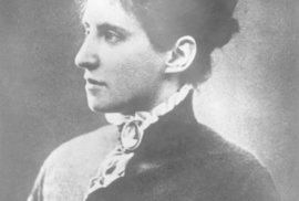 Před 170 lety se narodila první dáma Československa Charlotta Garrigue Masaryková