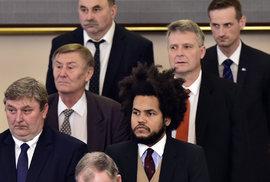 Ustavující schůze Sněmovny: Dominik Feri coby nováček mezi poslanci