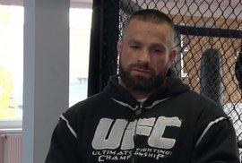 Práce vyhazovače je mnohem těžší, než zápasit v MMA, řekl před časem Karlos Vémola