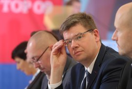 TOP 09 má nového předsedu, Jiří Pospíšil nahradí Kalouska