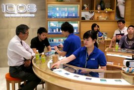 Japonci jako první národ míří kalternativě ke kouření. Rychleji, než by koho napadlo