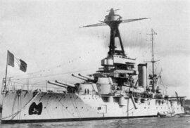 Bitevní loď Provence