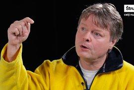 Igor Chaun: Češi nezvolili špatně. Takzvaní demokrati tu 28 let kradli