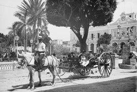 Takhle vypada Kuba na počátku 20. století po pádu španělské nadvlády.