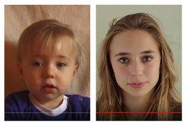 Osmnáct let v pěti minutách. Otec od narození natáčel svoji dceru a vytvořil skvělý časosběr