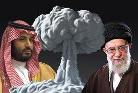 Hrozí jaderná válka mezi Saudy a Íránem? Krátké video vám vysvětlí, co se děje na Blízkém východě