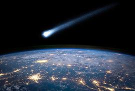 Země se častěji než v minulosti sráží s asteroidy, podle vědců nám ale katastrofa …
