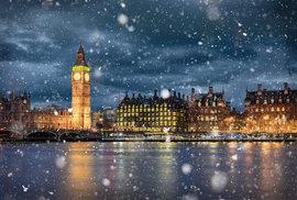 Vánoce v Londýně: Jak se slaví svátky klidu a míru v britské metropoli?