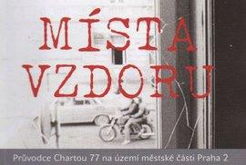 Když jsou politici chytří: Praha 2 vydává knihy, které by se měly šířit ve školách. Teď o Chartě 77