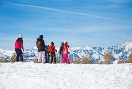 Chcete zažít lyžování a moře v jednom? Jeďte na jih Francie!