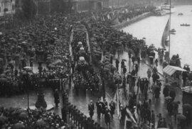 Těla dobrodruhů byla převezena zpět do Švédska, kde byli všichni tři muži řádně pohřbeni.