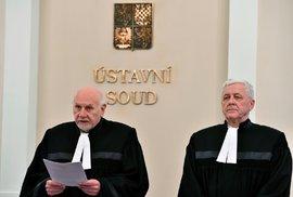 Ústavní soud by si neměl hrát na třetí komoru Parlamentu, a to ani pokud je veden dobrými úmysly
