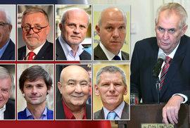 Volební kalkulačka 2018: Který prezidentský kandidát je vám nejblíž? Spočítejte si to!