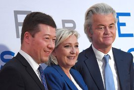 Exkluzivní odhad: Evropské volby přinesou revoluci. Posílí euroskeptici, velká koalice…