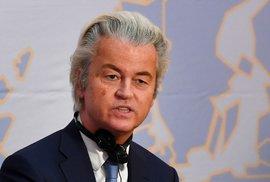 Wilders chystá soutěž karikatur proroka Mohameda. Uspěje, nebo svoboda slova už neplatí pro všechny?